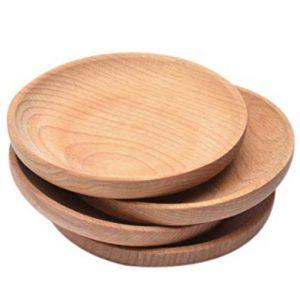 đĩa gỗ 2