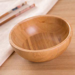 Bát gỗ sồi