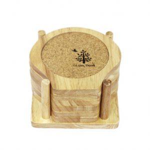 đế lót lý bằng gỗ 1