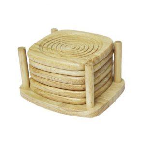 đế lót lý bằng gỗ 3