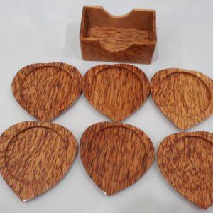đế lót lý bằng gỗ 4