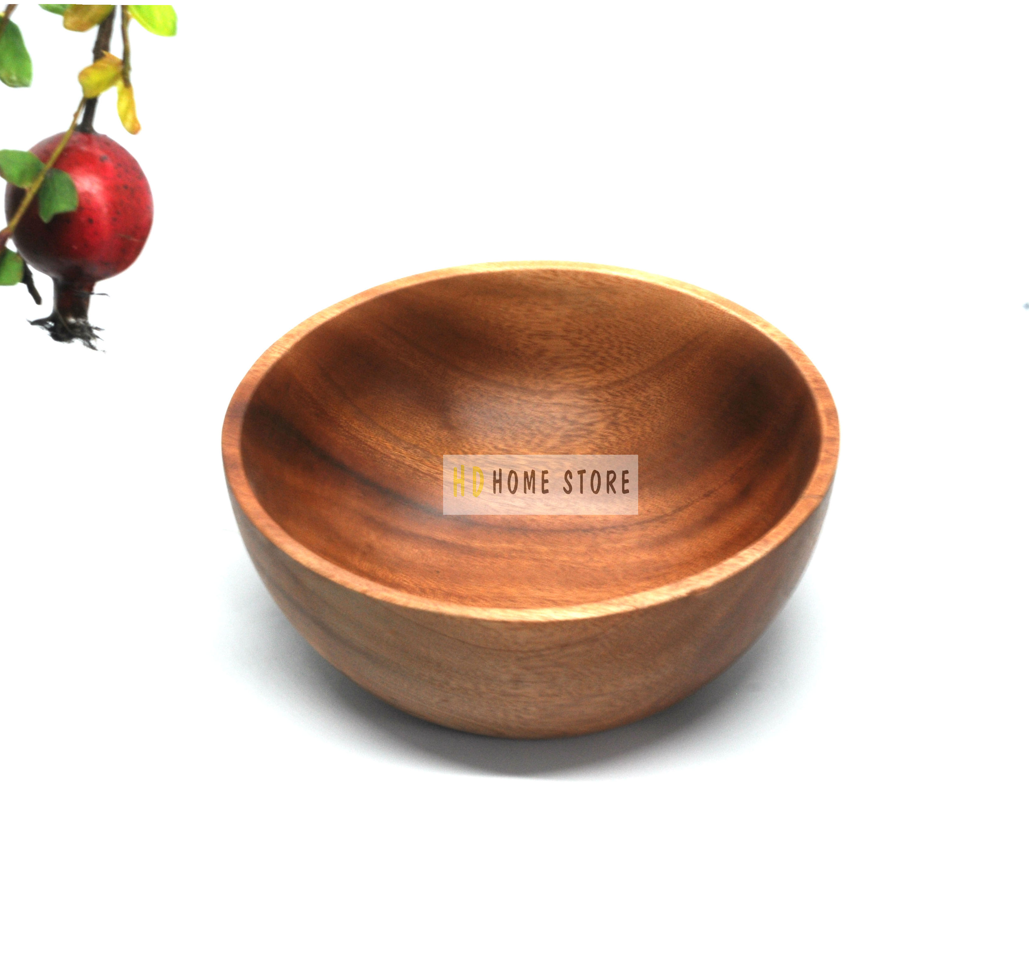 tô gỗ nguyên khối cỡ trung