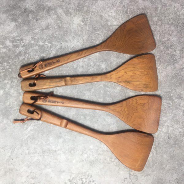 Sạn gỗ thẳng 33×8.5cm