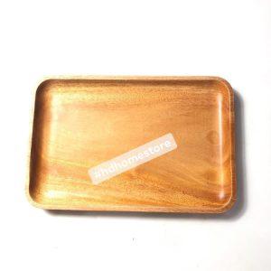 Khay gỗ hình chữ nhật 40x26cm