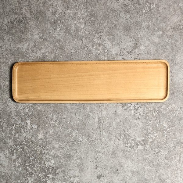 Khay chữ nhật viền mỏng 40x11cm
