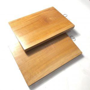 Thớt gỗ chữ nhật 24x34cm