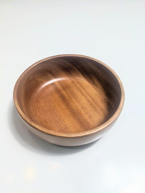 Tô gỗ trẹt kiểu Nhật